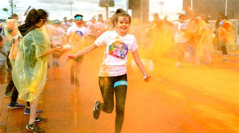 manchester the color run uk