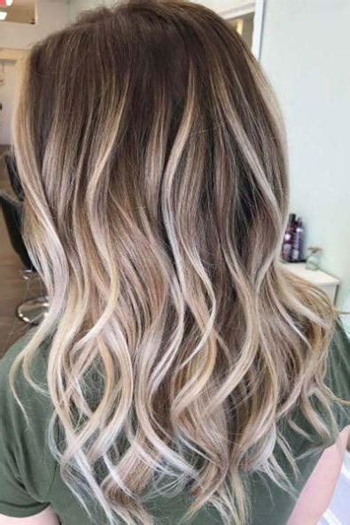 turning dark brown hair to blonde 29 brown hair with blonde highlights looks and ideas