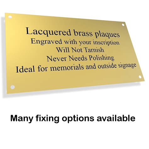 all products engraved brass plaques and signs engraved