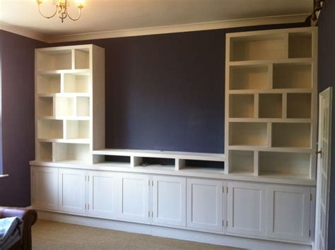 built in wall shelves with tv wall cabinets inexpensive built in wall units