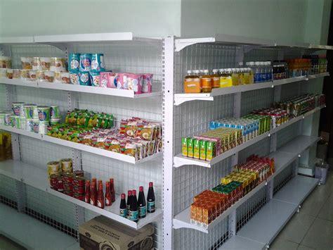 Rak Minimarket Rumahan 9 cara membuka usaha minimarket untung 100 juta rajarak
