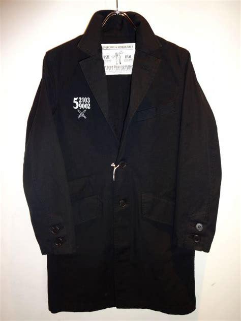 gauntlets shopcoat black trs トランプス