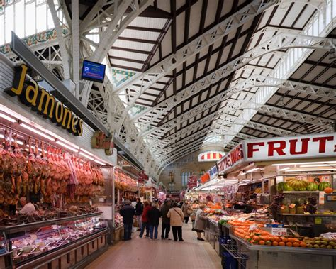 Top Architects by Mercado Central Market Building Alejandro Soler March And