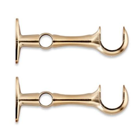 replacement curtain rod brackets buy curtain rod brackets from bed bath beyond