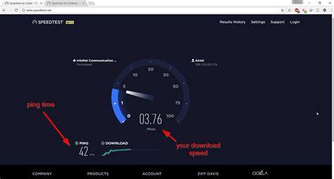 pc speed test speed test check speed in seconds 2018