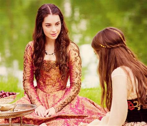 reign show hairstyles 17 best images about queen adelaide kane hairstyles on