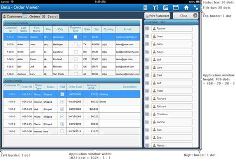 ui layout size window size mobile ui design development guide