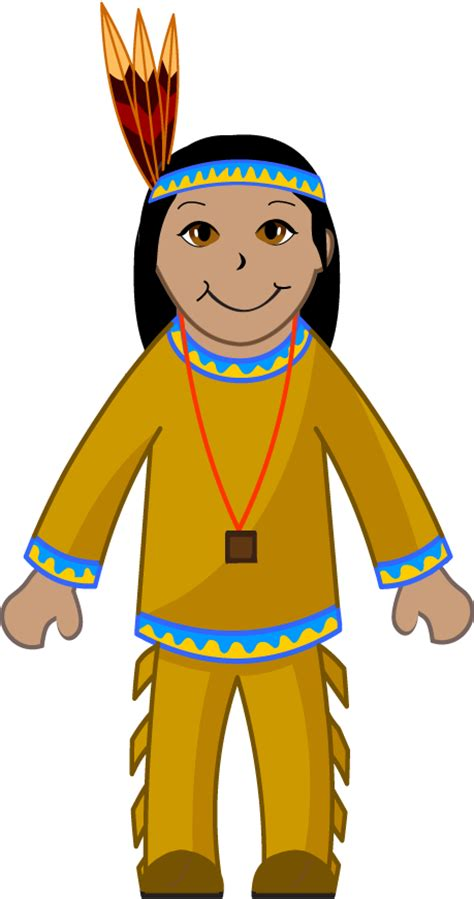 indian clipart indian clip cliparts co