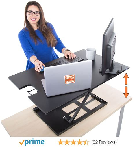 x elite stand steady standing desk x elite pro xl standing desk by stand steady this