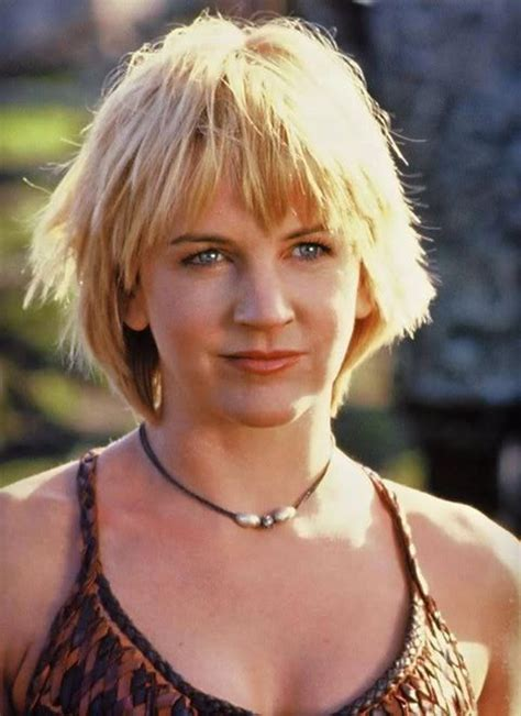 zena the warrior princess hairstyles i just love gabrielle s short hair from quot xena warrior