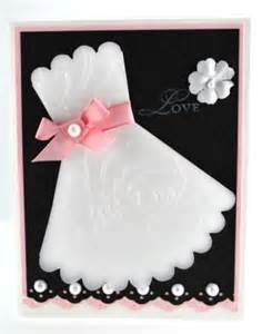 bridal shower cards to make bridal shower card idea with stin up exclusive