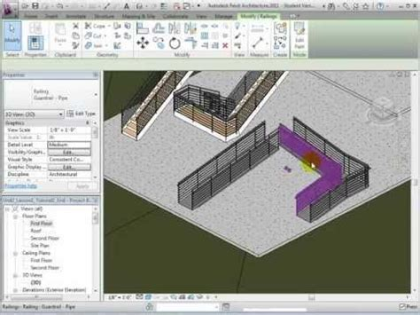 revit tutorial stairs 1000 images about bim revit on pinterest