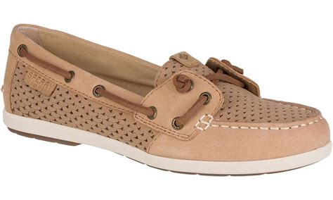 sperry coil ivy boat shoes sperry women s coil ivy scale emboss boat shoes