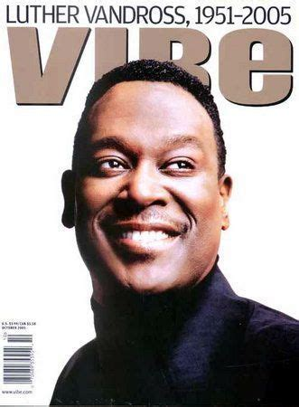 17 Best ideas about Luther Vandross on Pinterest   Luther