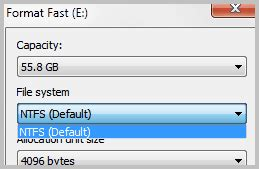 format fat32 hdd 500gb format hdd to fat32