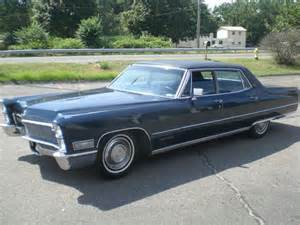 1968 Fleetwood Cadillac Sell Used 1968 Cadillac Fleetwood 60 Special Brougham In
