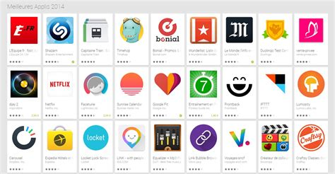 best application android meilleur site applications android appli android
