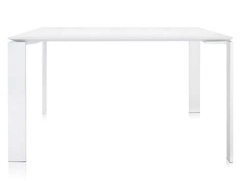 kartell four outdoor table four outdoor table design kartell en acier galvanis 233