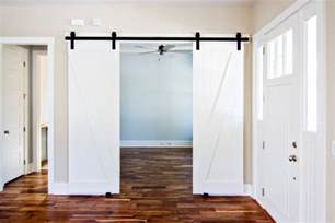 barn door doors uses for sliding barn doors in your new home in
