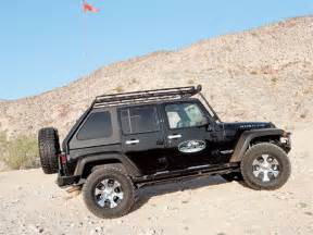 jeep wrangler jk fastback t top 4 wheel road magazine