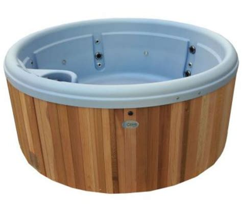 Portable Spas And Tubs cove crown 11 led tub