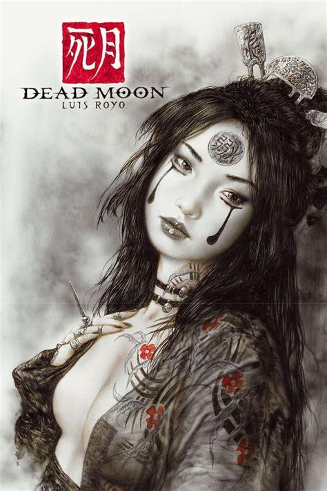 libro luis royo dead moon dead moon luis royo centerblog