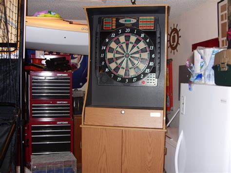 electronic dart board cabinet electronic dart board cabinet academy home ideas