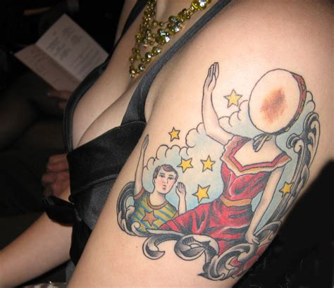 20 awesome album cover art inspired tattoos flavorwire