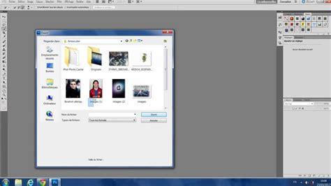 tutorial photoshop cs5 francais tutoriel photoshop cs5 mettre une image sur un arriere