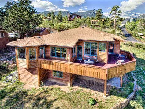 Rent Cabin Colorado by Top 10 Vrbo Vacation Rentals In Estes Park Colorado Trip101