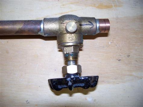 water shut off valve under water shut off valve location water get free image about