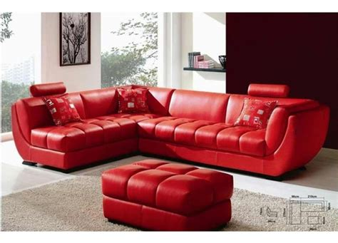 red sofa feng shui cherry red leather sofa sofa menzilperde net