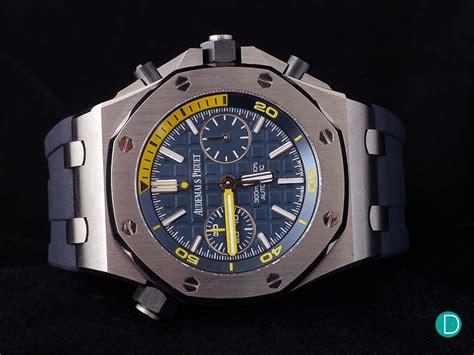 Audemars Piguet Royal Oak Offshore Diver Chrono Black review audemars piguet royal oak offshore diver chronograph
