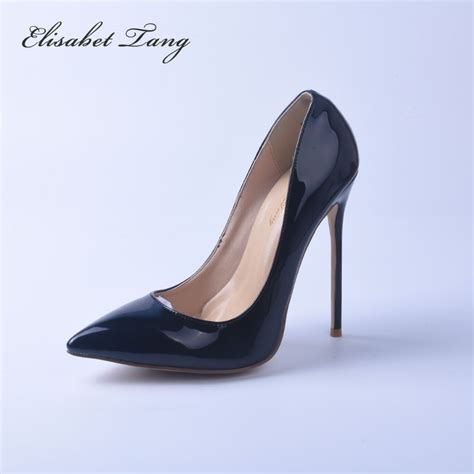 High Heel Pointed Pumps high heel pointed toe pumps 28 images patent black