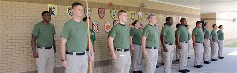 correctional officer basic recruit class in orlando