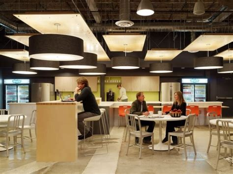 decorate office lunch room work the room skype s modern office decor style