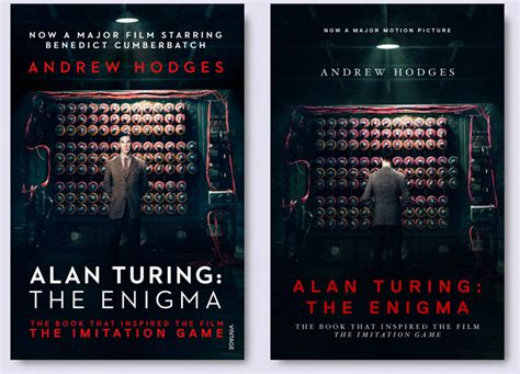 enigma film book cover reveal andrew hodges s the imitation game tie in