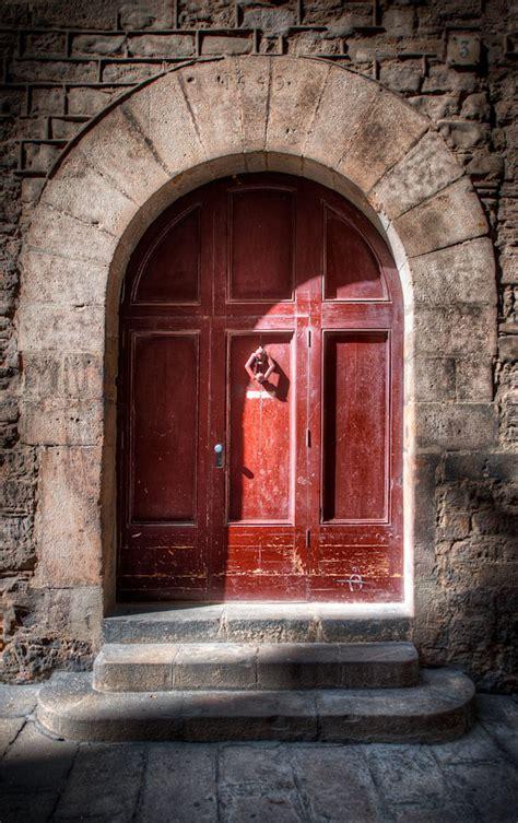 Door Number 3 by Hdr Photography Tutorial Barcelona Spain Door