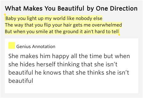 You Light Up Lyrics by Baby You Light Up World Like Nobody Else The Way That