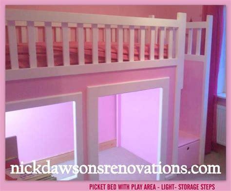 custom kids beds childrens storage beds bespoke childrens beds