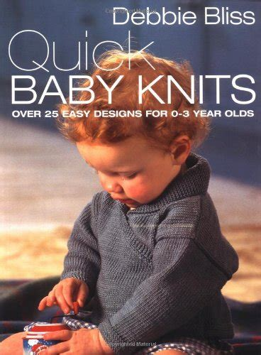 baby knits for beginners by debbie bliss libro baby knits for beginners di debbie bliss