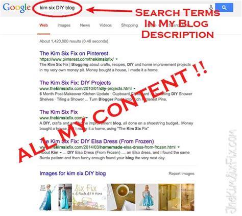 blogger description 5 easy seo tips everyone on blogger should be using kim