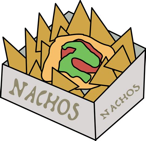 free vector clipart images clipart nachos collection