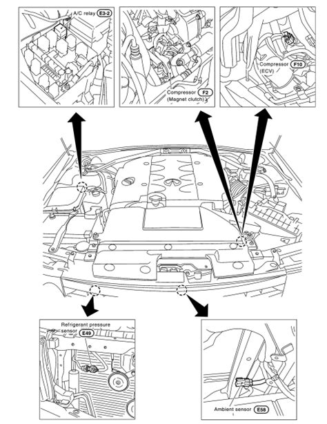 small engine maintenance and repair 2000 infiniti q electronic toll collection car wiring infiniti q45 engine wiring diagram 90 diagrams car parts 200 infiniti q45 engine