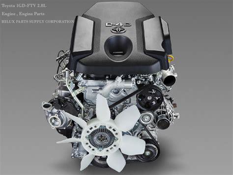 Toyota Engine Parts Toyota 1gd Engine Toyota 1gd Ftv Engine Parts