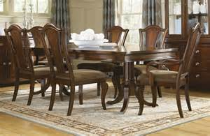 Legacy Dining Room Set - american table setting w pictures