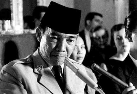 film pidato soekarno soekarno berapi api soal malaysia citra indonesia