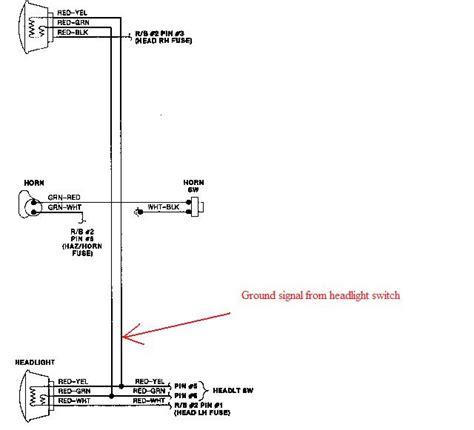 89 hilux headlight wiring diagram wiring automotive