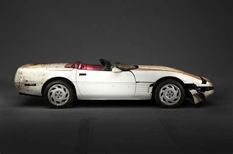 1millionth corvette restoration vettetv