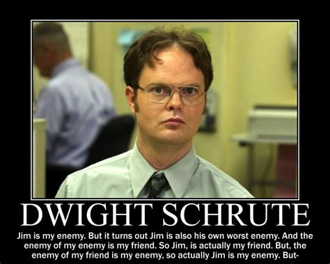 Dwight Office Quotes by Dwight Schrute Quotes Quotesgram